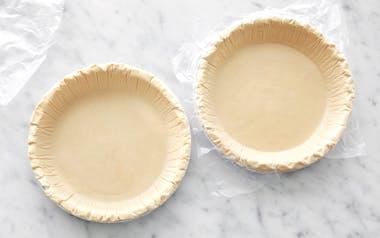 Gluten-Free Shaped Pie Crusts