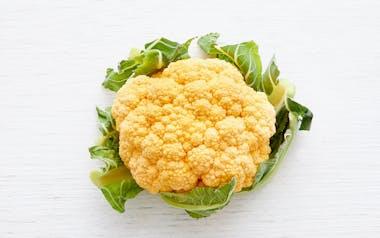 Organic Small Cheddar Cauliflower
