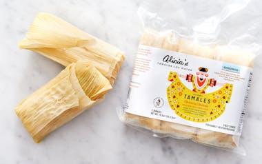 Oaxacan Cheese Tamales