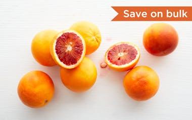 Bulk Organic Sanguinelli Blood Oranges