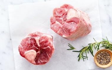 Pastured Pork Shank (Osso Buco) (Frozen)