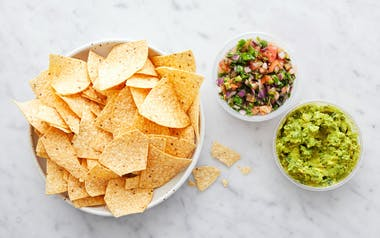 Chips, Guacamole & Salsa