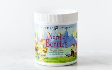 Citrus Nordic Berries Multivitamins