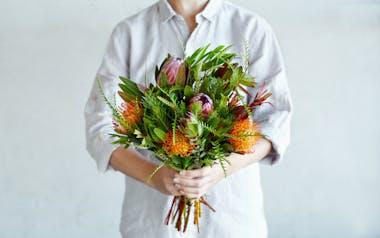 Seasonal Protea Bouquet