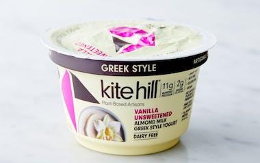Vanilla Unsweetened Greek-Style Almond Milk Yogurt