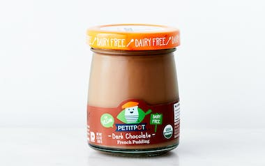 Organic Vegan Dark Chocolate Pot de Creme