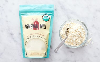 Organic Okara Flour