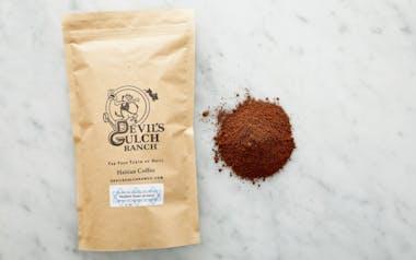 Medium Roast Ground Haitian Coffee