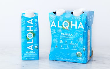 Vanilla Plant Based Protein Drink