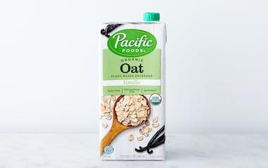 Organic Vanilla Oat Milk