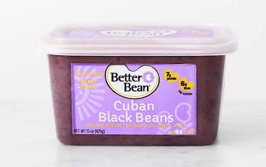 Refried Cuban Black Beans