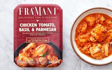 Chicken Tomato, Basil & Parmesan