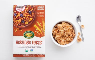 Organic Heritage Flakes Cereal