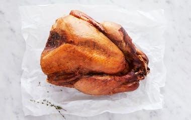 Fully Cooked Organic Oven Roasted Turkey (10-12 lb)