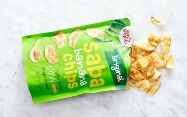 Original Saba Banana Chips