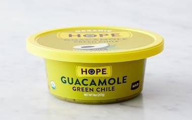 Organic Mild Green Chile Guacamole