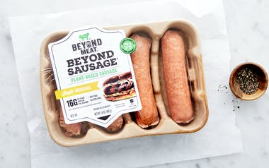 Beyond Meat Plant-Based Bratwurst Sausage (Frozen)