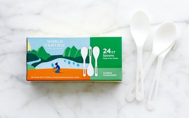 Compostable Spoons