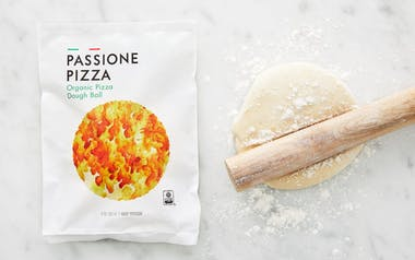 Organic Pizza Dough Ball