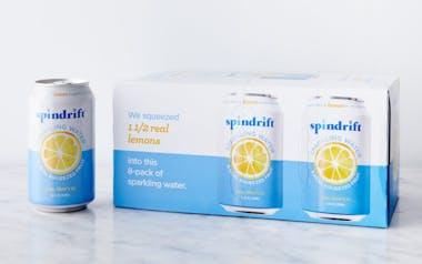 Lemon Sparkling Water