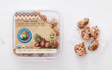 Organic Almond Date Roll