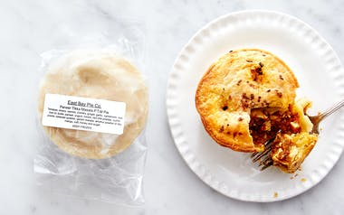 Paneer Tikka Masala Pot Pie