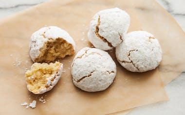 Almond Macaroons