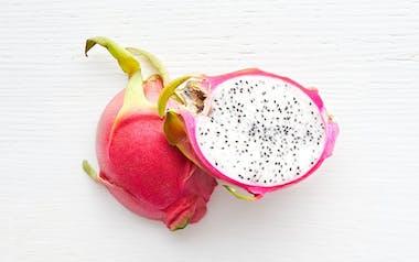 Organic White-Fleshed Dragonfruit