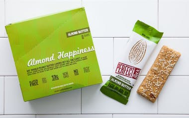 Case of Almond Butter Bars
