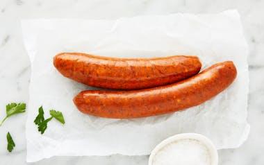 Pork Andouille Sausage (Frozen)