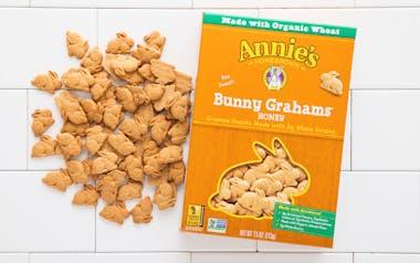 Honey Bunny Grahams Snack Cookies