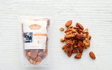 Gluten-Free Orange Spiced Nuts