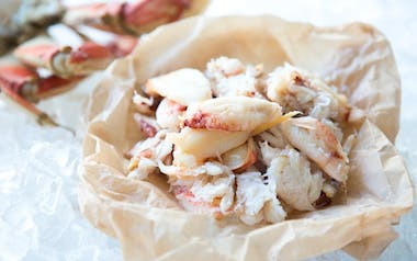 Fresh California Dungeness Crab Meat