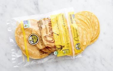 "Organic ""Street Taco"" Yellow Corn Tortillas"