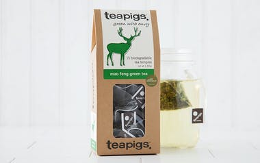 Mao Feng Green Tea Bags