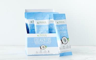 Vanilla Coconut Collagen Fuel, Single Serve