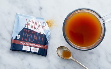 Freeze-Dried Grass-Fed Beef Bone Broth