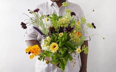 Organic Edible Bouquet