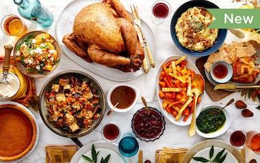 Ultimate Thanksgiving Turkey Dinner