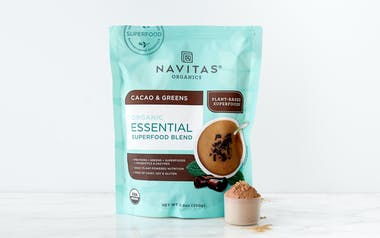 Organic Cacao & Greens Blend