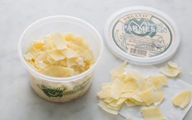 Organic Shaved Parmesan
