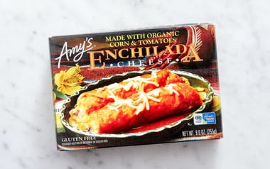 Gluten-Free Cheese Enchiladas
