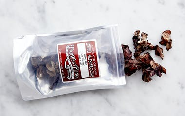 Organic Dried Wood Ear Mushrooms