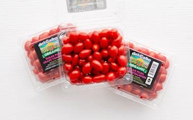 Organic & Fair Trade Sugar Plum Grape Tomato 3-Pack (Mexico)