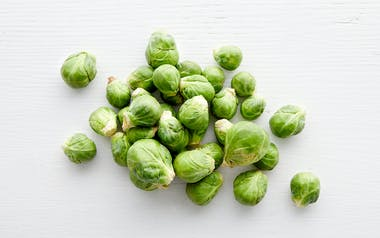 Organic & Fair Trade Brussels Sprouts (Mexico)