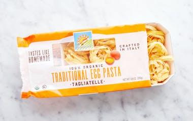 Organic Traditional Egg Tagliatelle