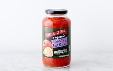 Organic Roasted Garlic Pasta Sauce