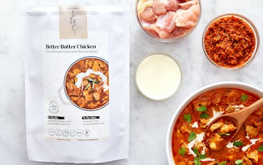 Instant Pot Butter Chicken Meal Kit