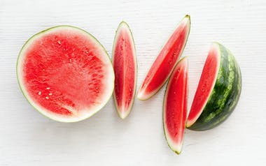 Organic & Fair Trade Small Seedless Watermelon (Mexico)