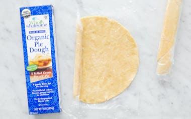 Organic Pie Dough Rounds